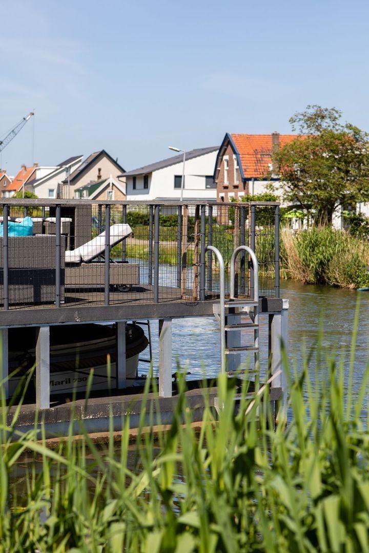 Terbregse Rechter Rottekade 241, Rotterdam foto-