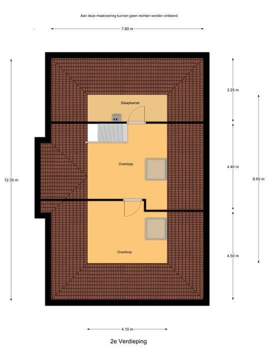 Preludestraat 7, Hellevoetsluis plattegrond-