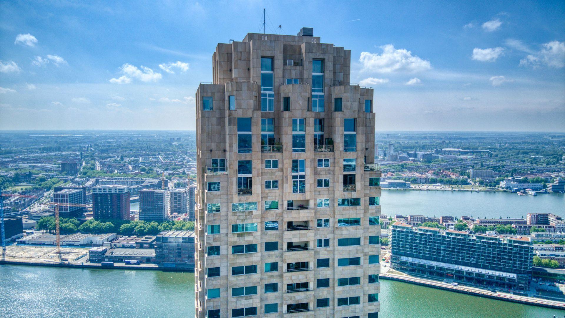 Van der Hoevenplein 235, Rotterdam foto-