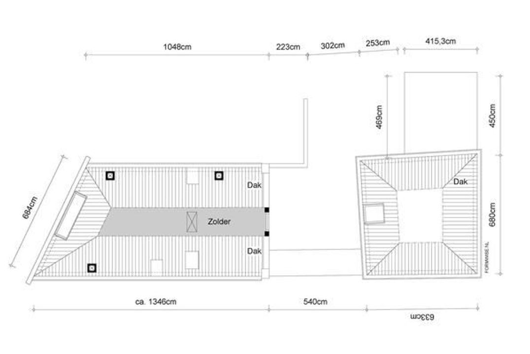 Eewal 76, Leeuwarden plattegrond-