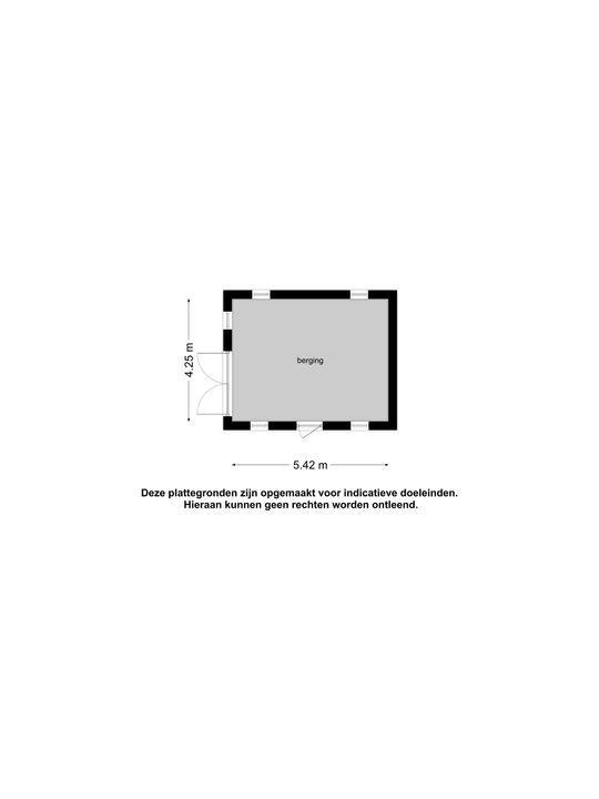 Sylsterwei 6, Anjum plattegrond-