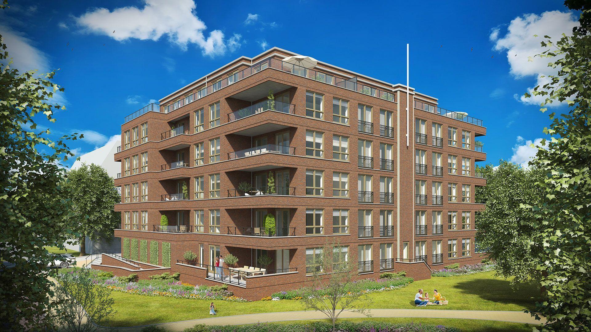 Jozefpark bouwnummer 33 ong, Hillegom foto-