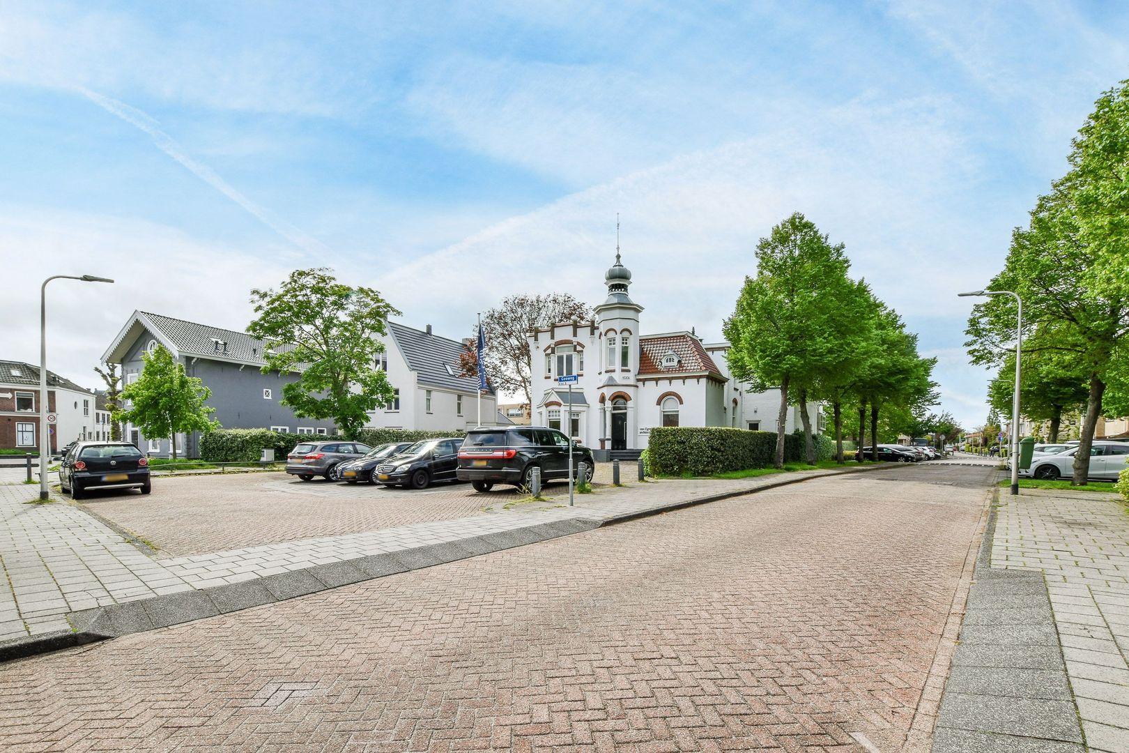 de la Bassecour Caanstraat 42, Noordwijk foto-