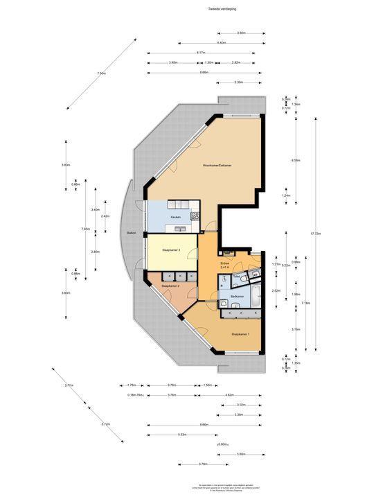 Pancratiushof 35, Putten plattegrond-