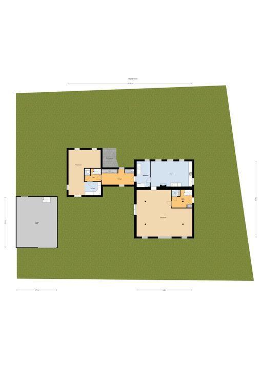 Mennestraat 83 83a, Putten plattegrond-
