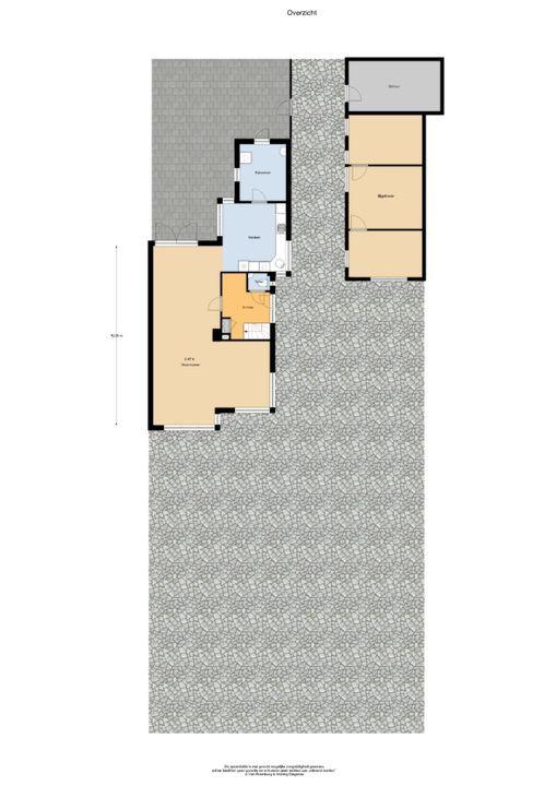 Leeuwerikstraat 114, Ermelo plattegrond-