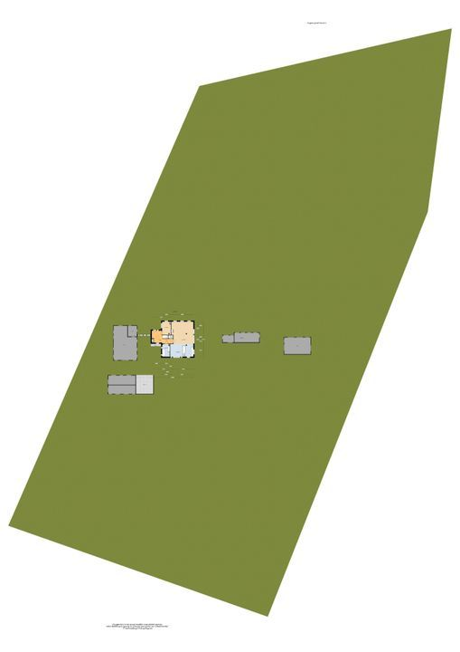 Brijstroetweg 1, Putten plattegrond-