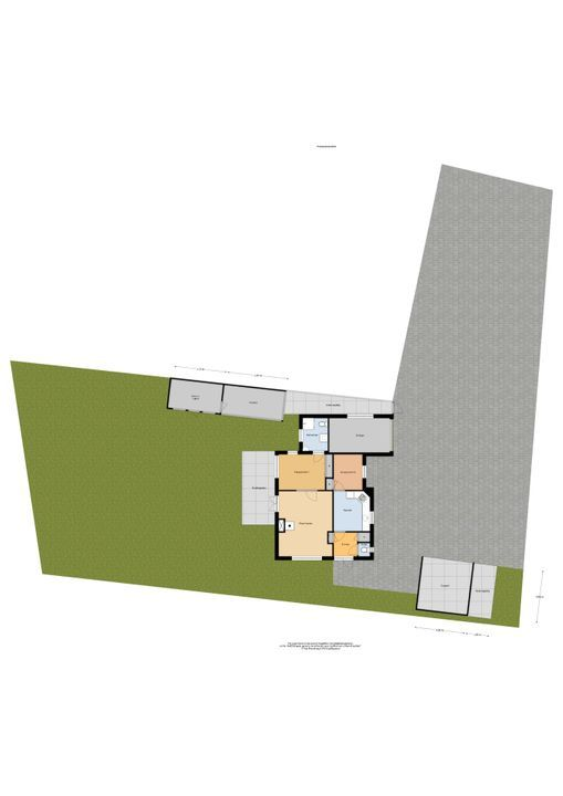 Nieuwe Laaklaan 2, Putten plattegrond-