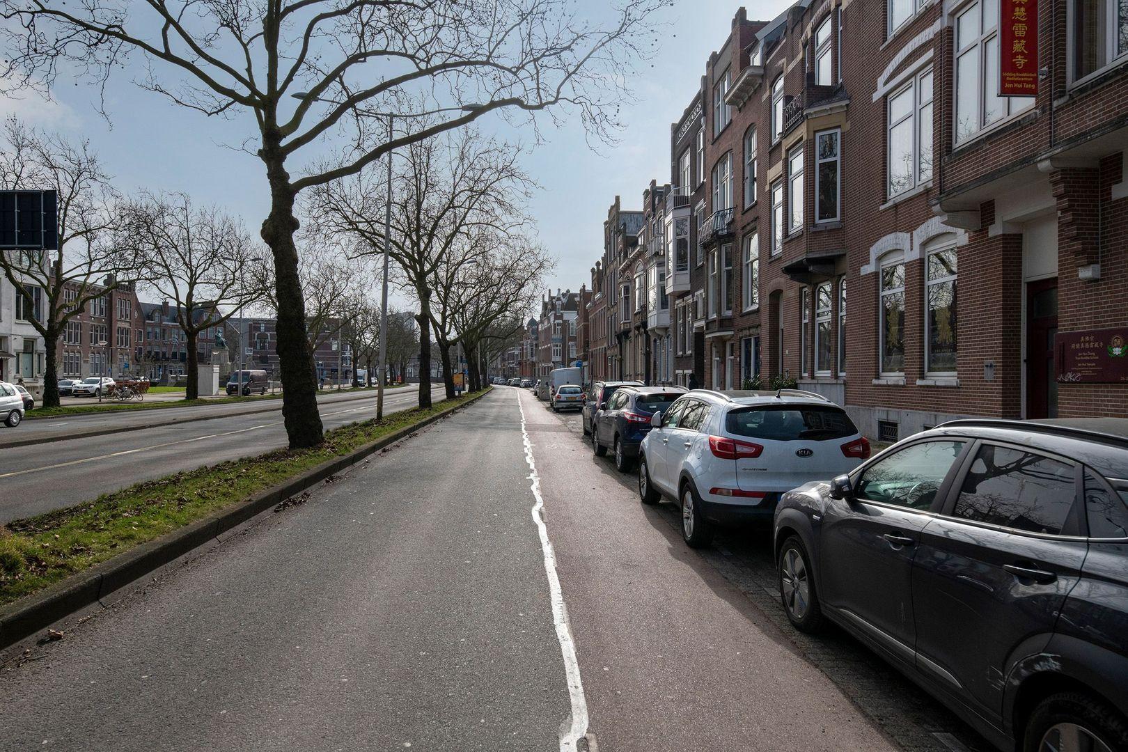 's-Gravendijkwal 21, Rotterdam foto-