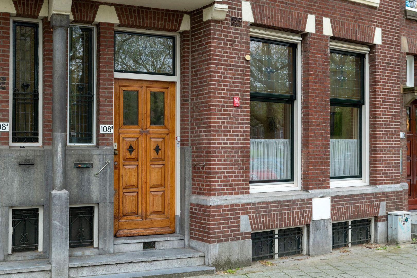 Heemraadssingel 108 b, Rotterdam foto-