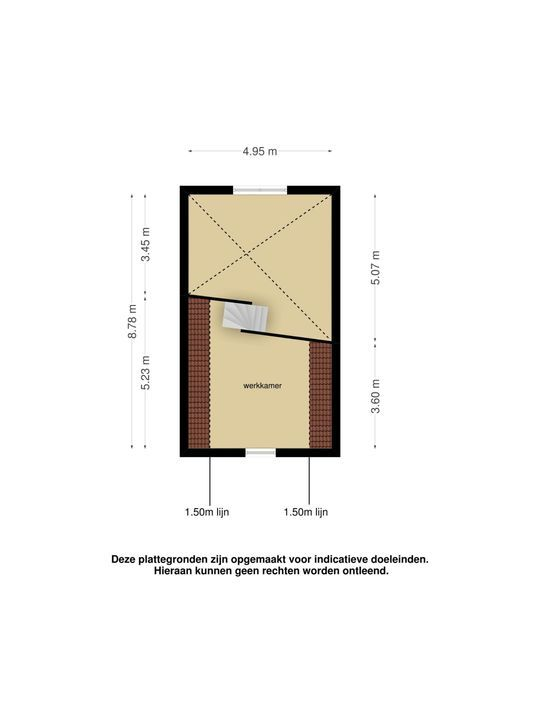 Schutterslaan 5, Helmond plattegrond-