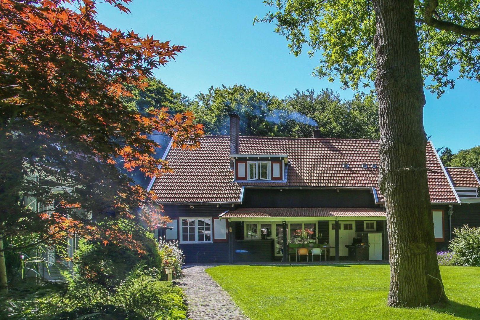 Stoeplaan 17, Wassenaar foto-