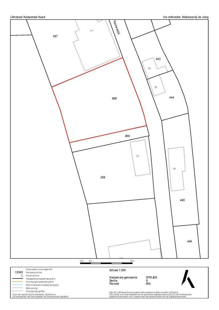 Keizersdijk 115 plattegrond-5