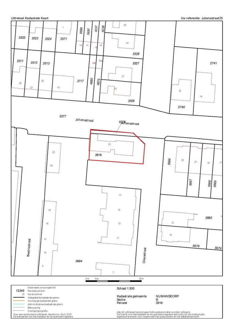 Julianastraat 25 plattegrond-17