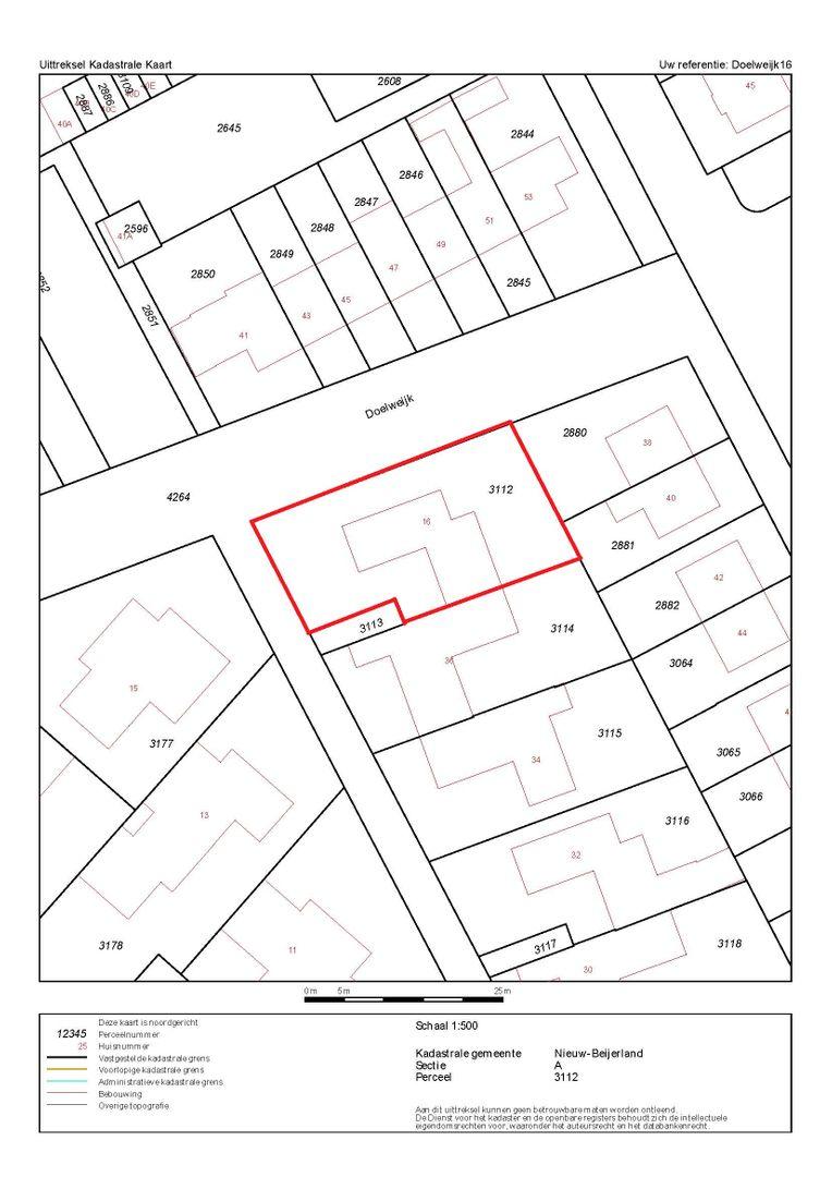 Doelweijk 16 plattegrond-31