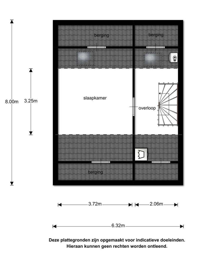 Oleanderstraat 20 plattegrond-29