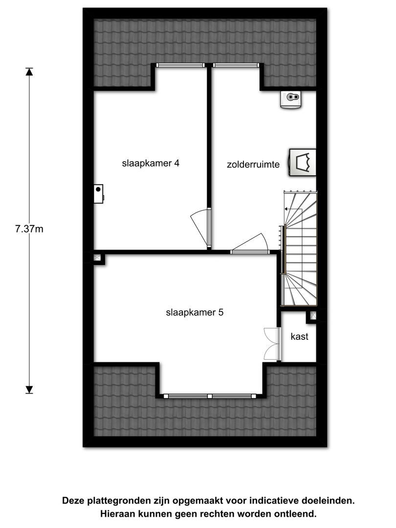 Clausplein 4 plattegrond-34