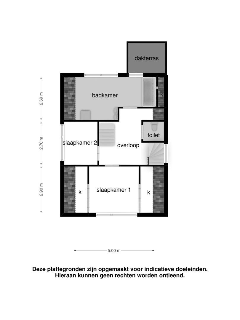 Groene Kruisstraat 49 plattegrond-34
