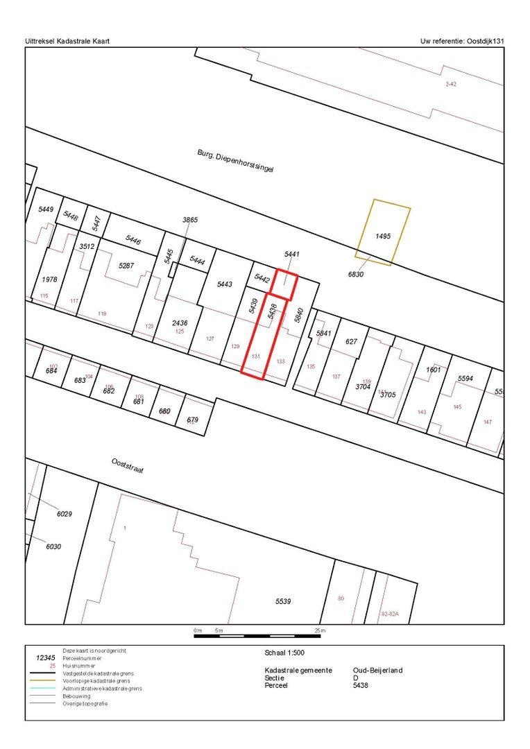 Oostdijk 131 plattegrond-28