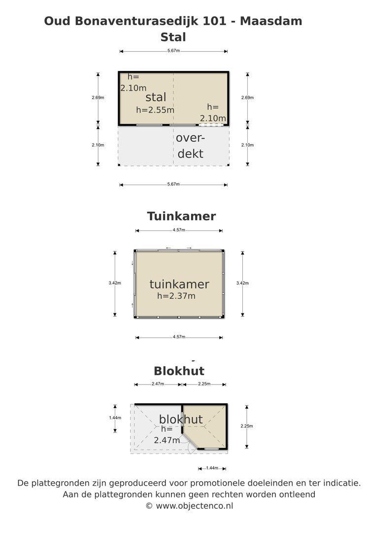 Oud Bonaventurasedijk 101 plattegrond-56