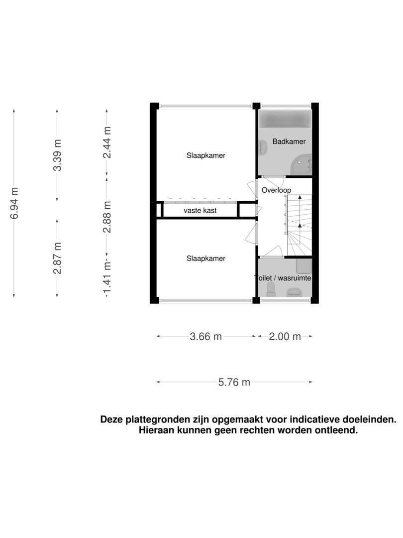 Piet Heinstraat 4 plattegrond-40