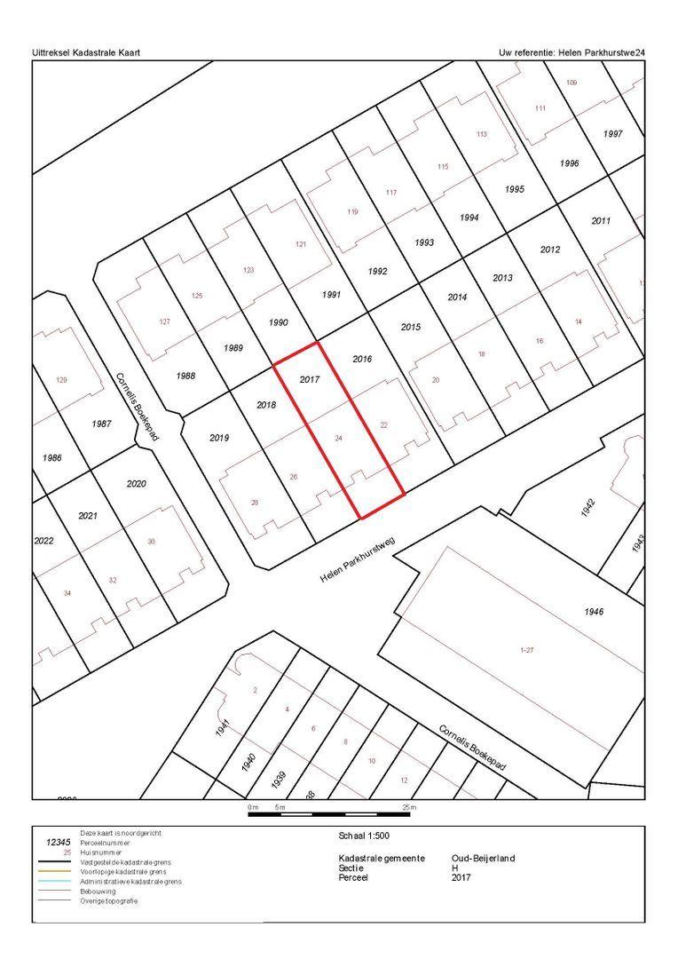 Helen Parkhurstweg 24 plattegrond-44