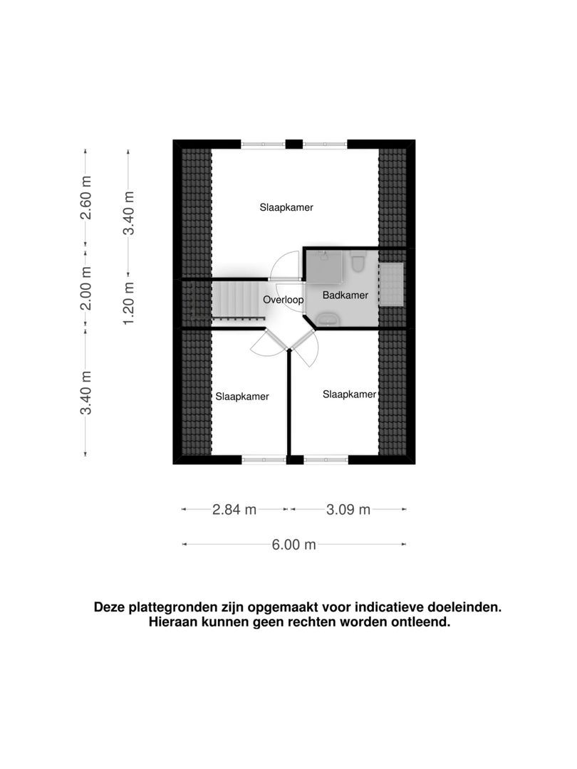 Oranjestraat 2 a plattegrond-38