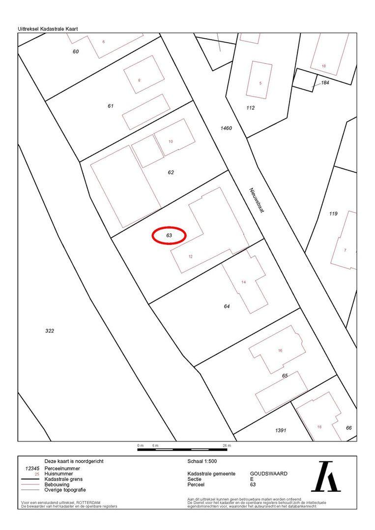 Nieuwstraat 12 plattegrond-34