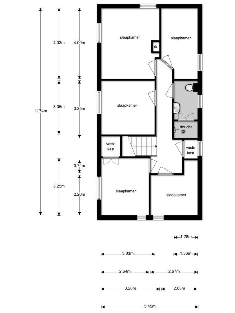 Schouteneinde 26 plattegrond-21