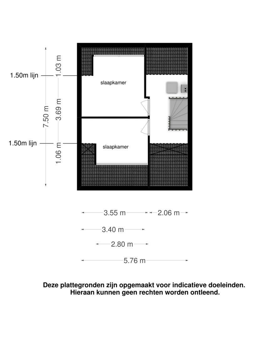 Seringenstraat 13 plattegrond-25