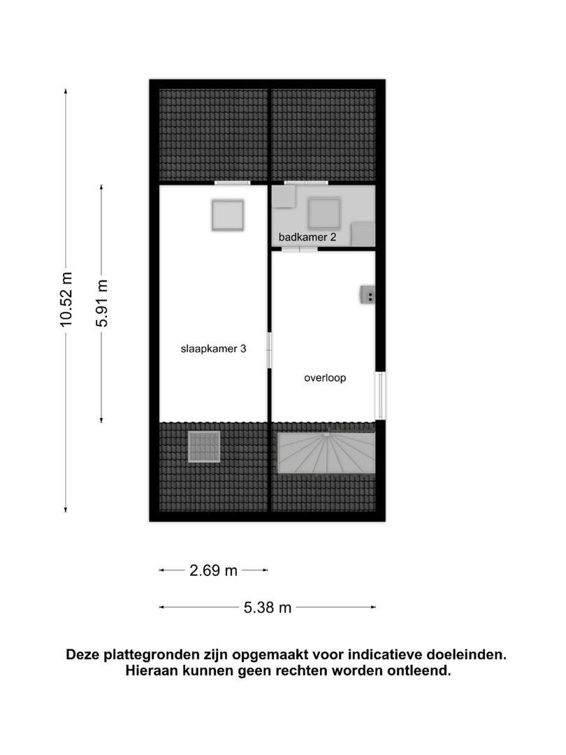 Van den Bergstraat 22 plattegrond-27