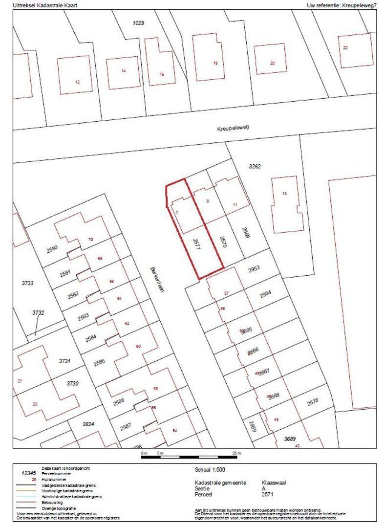 Kreupeleweg 7 plattegrond-20