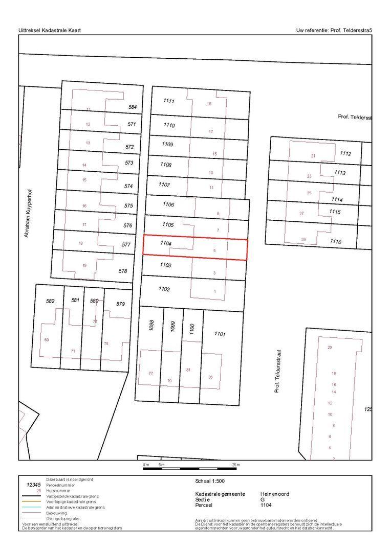 Prof. Teldersstraat 5 plattegrond-22