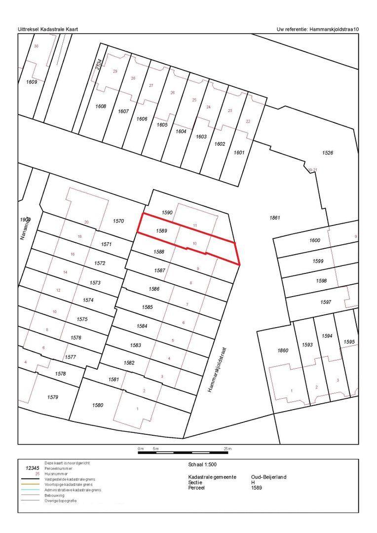 Hammarskjoldstraat 10 plattegrond-35