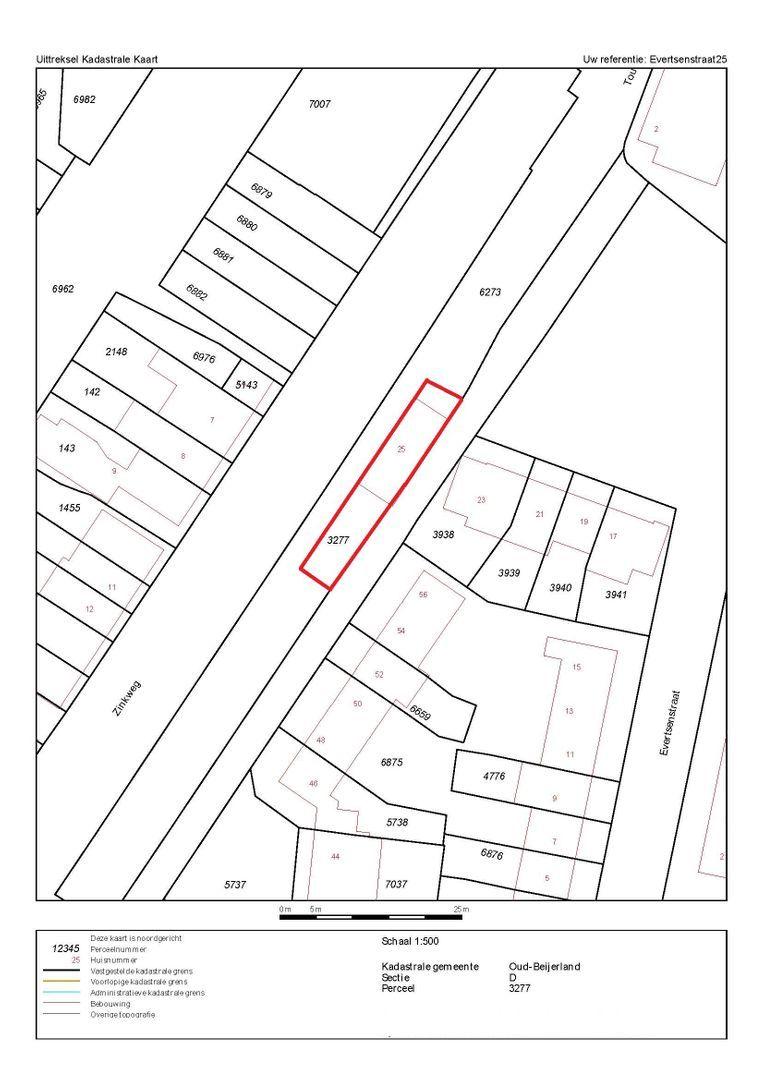 Evertsenstraat 25 plattegrond-28