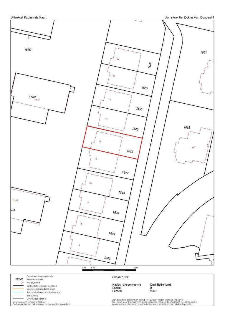 Dokter Van Dongenkade 14 plattegrond-31