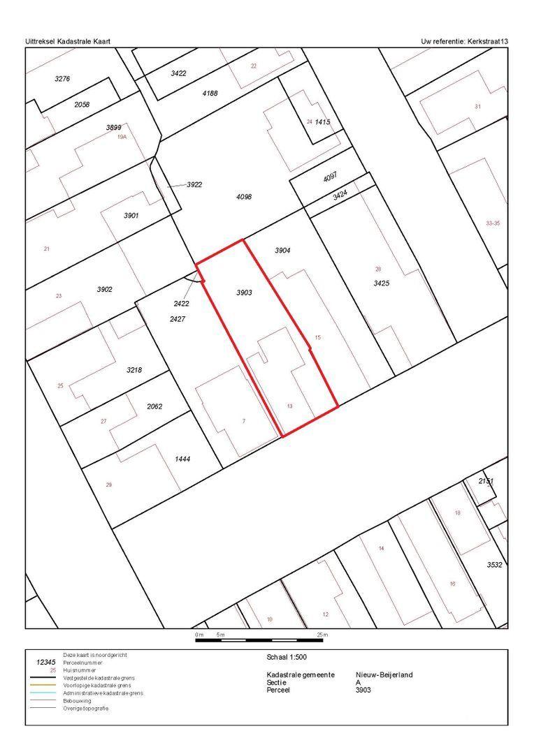 Kerkstraat 13 plattegrond-39