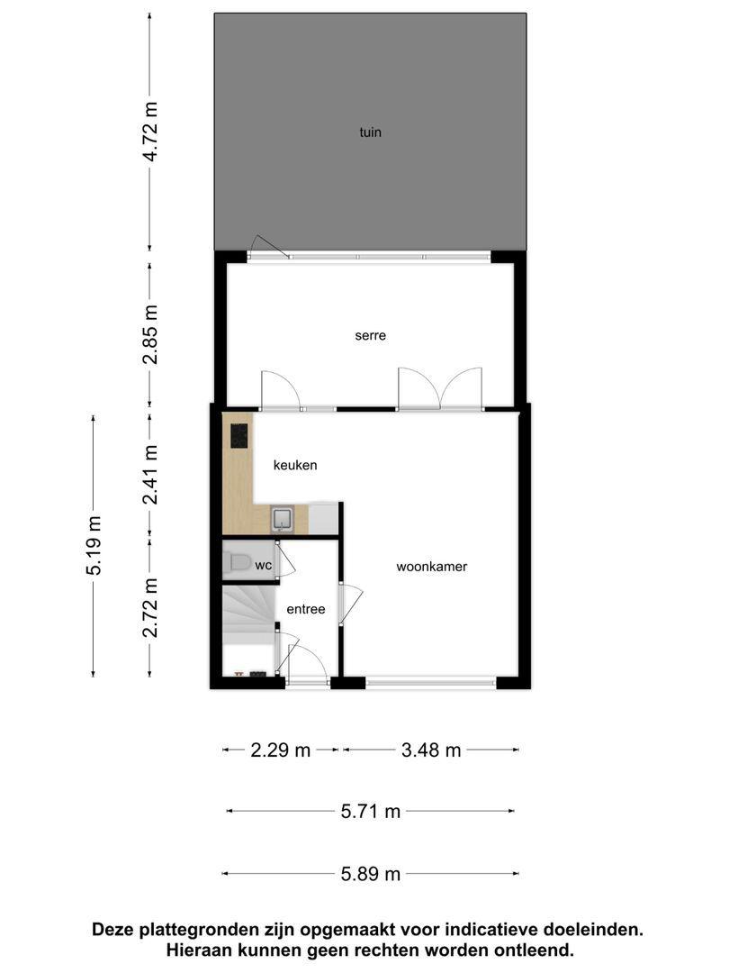Oranjelaan Oostzijde 28 plattegrond-27