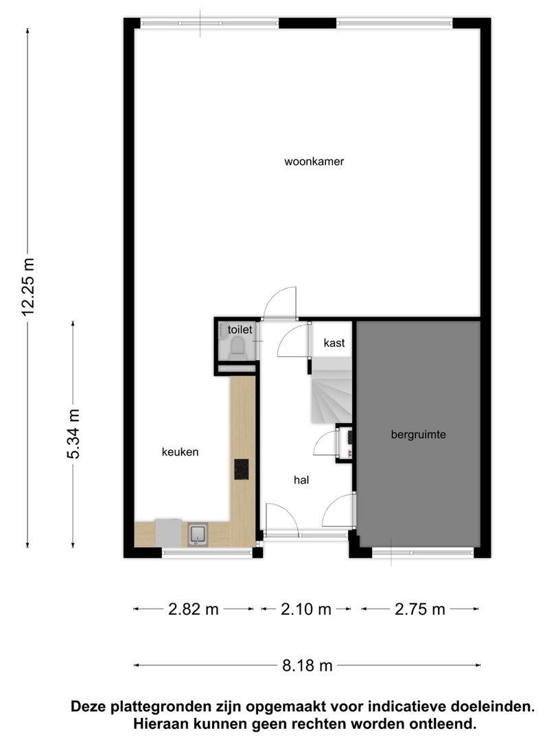 Mendelssohnstraat 40 plattegrond-26