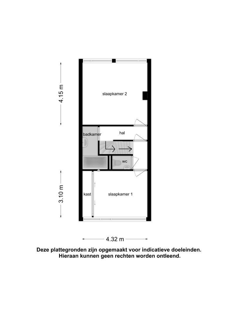 Damaststraat 54 plattegrond-20