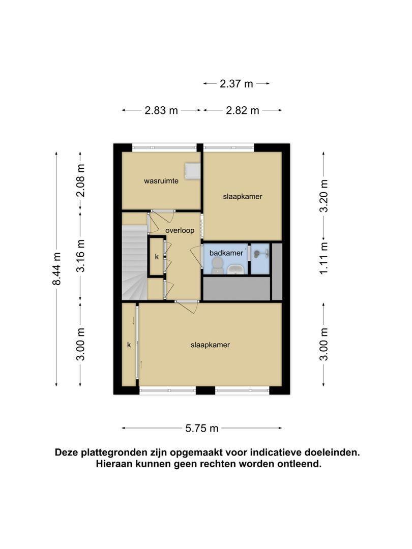 Magnoliastraat 14 plattegrond-22