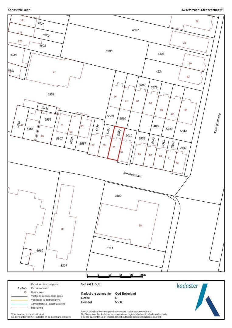 Steenenstraat 61 plattegrond-26