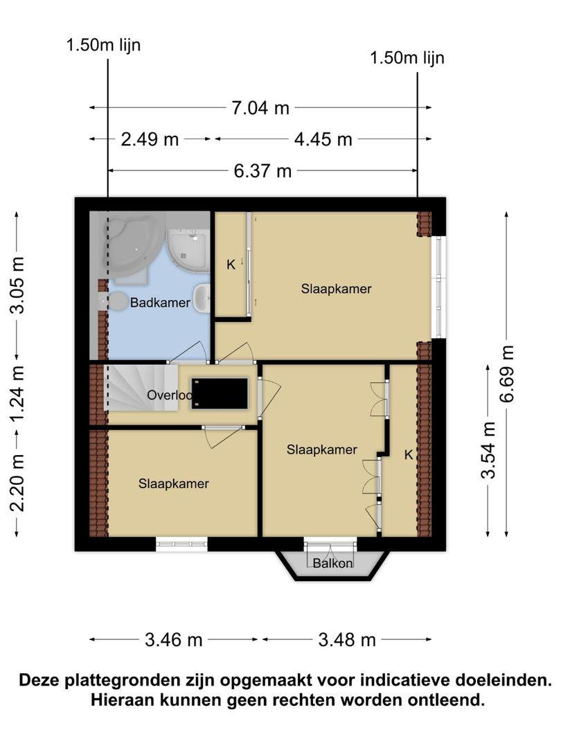 Arent van Lierstraat 31 plattegrond-23