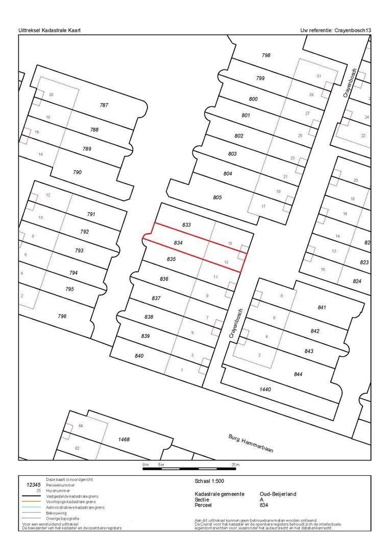 Crayenbosch 13 plattegrond-15