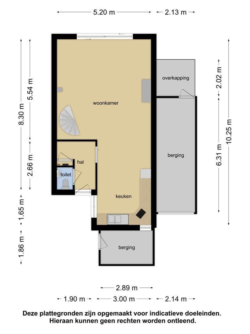 Thielmonde 31 plattegrond-29