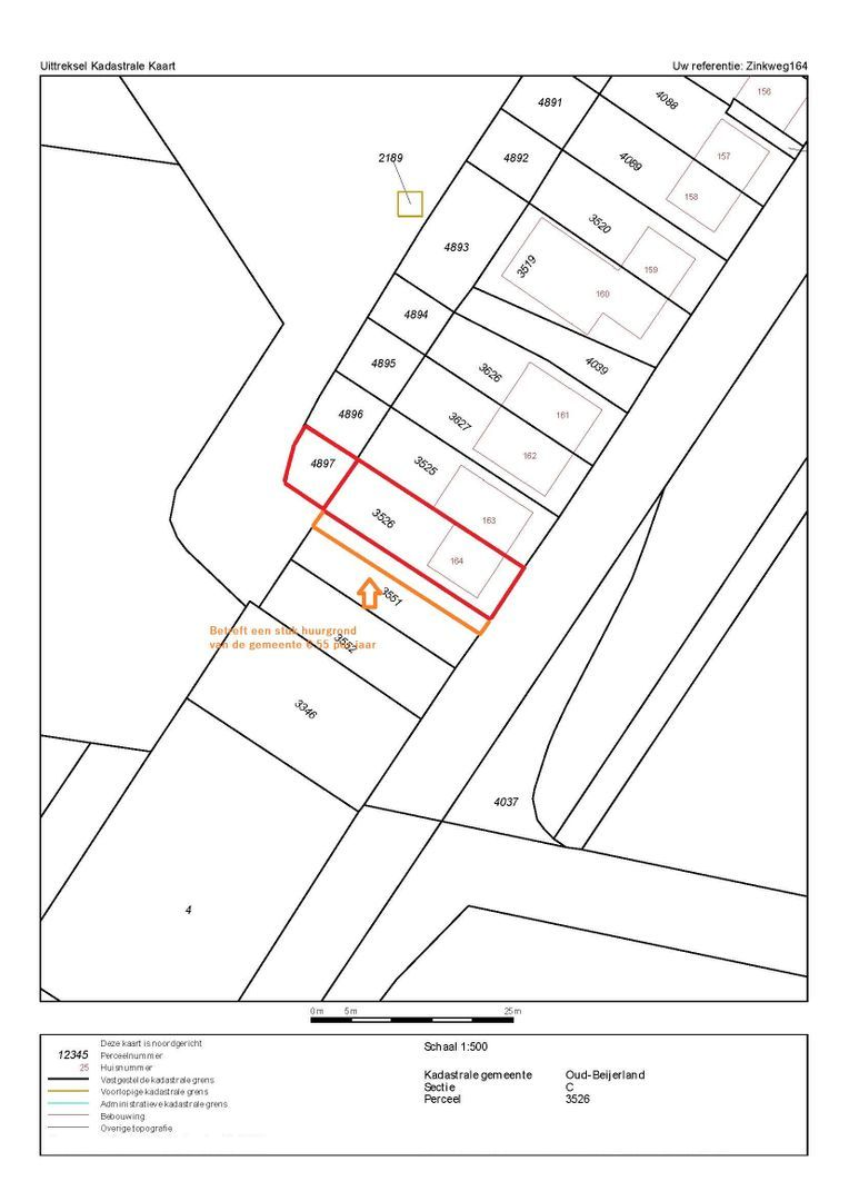 Zinkweg 164 plattegrond-24