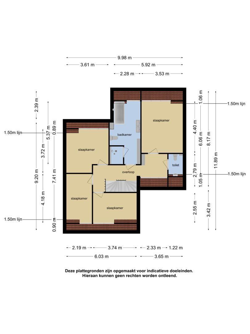 Santgors 25 plattegrond-27