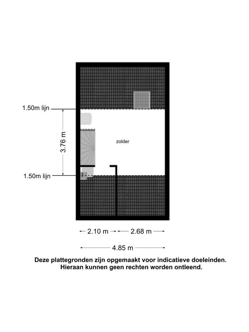 Waterhoen 12 plattegrond-27