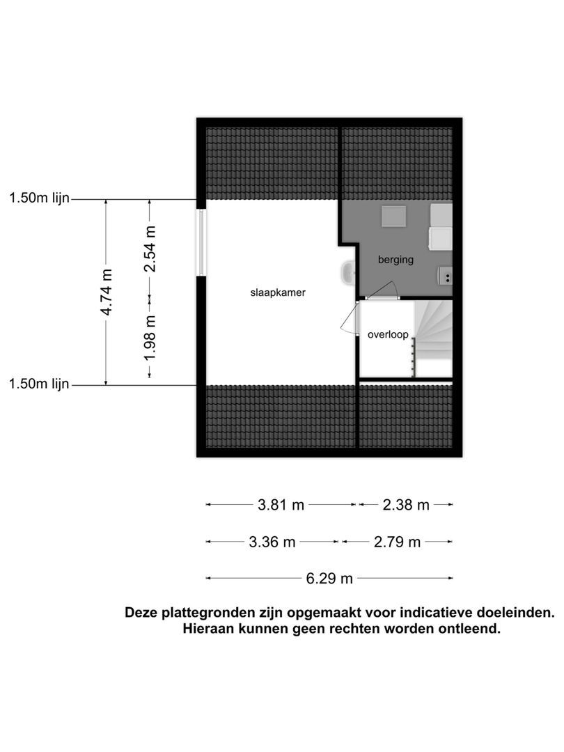 Laan van Westmolen 45 plattegrond-28
