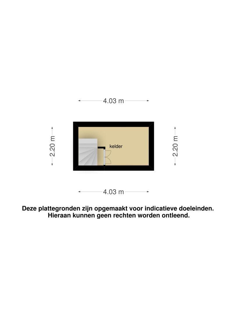 1e Kruisweg 16 plattegrond-21